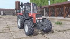 МТЗ 892.2 Беларус мягко-красный для Farming Simulator 2017