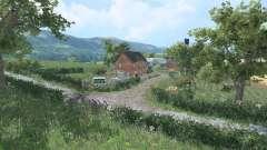 Lochmithie Farm для Farming Simulator 2015