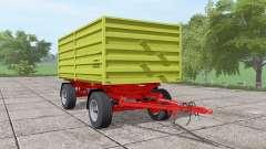 Conow HW 180 V4 для Farming Simulator 2017