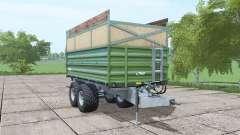 Fliegl TDK 160 dynamic hoses для Farming Simulator 2017