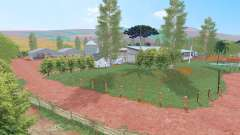 Fazenda Nova Fantinati v3.5 для Farming Simulator 2017