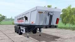 Schmitz Cargobull S.KI Heavy для Farming Simulator 2017