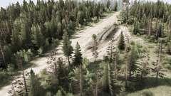 Работа в лесу