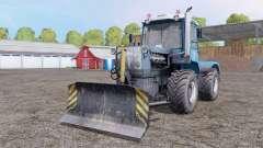 Т-150К-09-25 с отвалом для Farming Simulator 2015