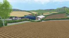 Higher Hills v2.2 для Farming Simulator 2015