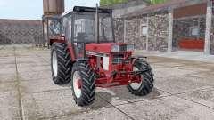 International Harvester 844 4WD для Farming Simulator 2017