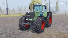 Fendt 926 Vario TMS twin wheels для Farming Simulator 2013