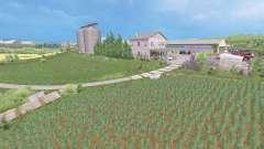 Czech Valley для Farming Simulator 2015