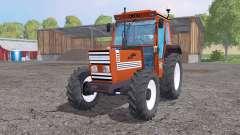 Fiat 880 DT для Farming Simulator 2015