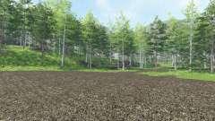Rocky Hills для Farming Simulator 2015