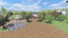 Granja Guara для Farming Simulator 2017