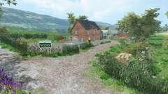 Lochmithie Farm v1.1 для Farming Simulator 2015