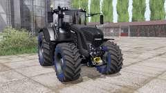 Fendt 939 Vario schwarze для Farming Simulator 2017