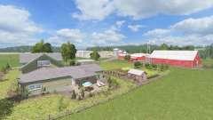 Lone Oak Farm v1.0.0.2 для Farming Simulator 2017