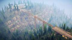 Долина мостов для MudRunner