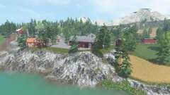 Southern Norway v1.1 для Farming Simulator 2015