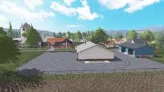 Talbach v1.2 для Farming Simulator 2017