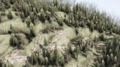 Змеиные дороги для MudRunner