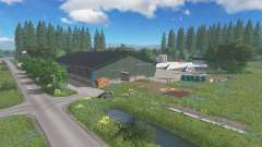 Holland Landscape v2.0 для Farming Simulator 2017