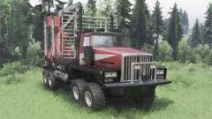 Western Star 6900TS для Spin Tires