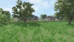 Brompton Farm для Farming Simulator 2015