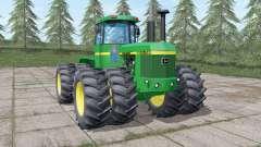 John Deere 8440 green для Farming Simulator 2017