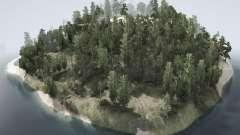 Аrkham Island для MudRunner