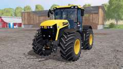 JCB Fastrac 4220 interactive control для Farming Simulator 2015