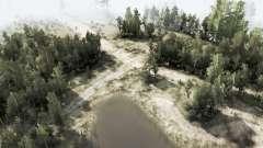 Тверские тропы для MudRunner