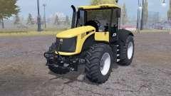 JCB Fastrac 8250 very soft yellow для Farming Simulator 2013