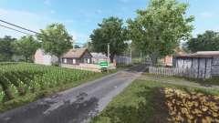 Typowa Polska Wies v4.2 для Farming Simulator 2017