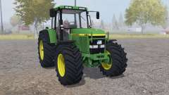 John Deere 7710 green для Farming Simulator 2013