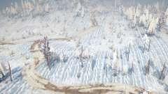 Snow Hills v1.0.1 для MudRunner