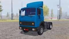 МАЗ 5432 v2.1 для Farming Simulator 2013