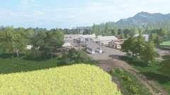 Upper Lusatia для Farming Simulator 2017