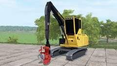 Tigercat 875 v0.9 для Farming Simulator 2017