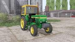 John Deere 1030 Soft Top 4x4 для Farming Simulator 2017