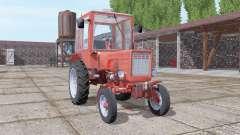 Т-25 мягко-красный для Farming Simulator 2017