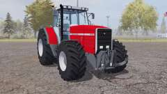 Massey Ferguson 8140 strong red для Farming Simulator 2013
