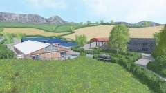 Higher Hills v2.3 для Farming Simulator 2015