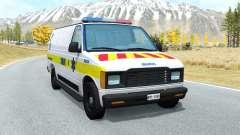 Gavril H-Series SMUR для BeamNG Drive