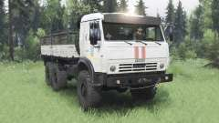 КамАЗ 5350 МЧС