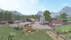 The Hill Of Slovenia для Farming Simulator 2017