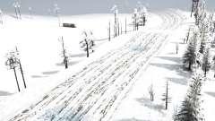 Snow Track Racing для MudRunner