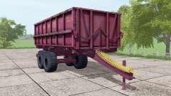 ПСТБ 12 для Farming Simulator 2017
