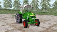 Deutz D 40S 4x4 для Farming Simulator 2017