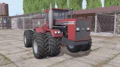 Case International 9190 twin wheels для Farming Simulator 2017
