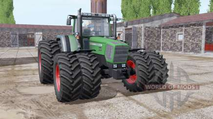 Fendt Favorit 818 green special для Farming Simulator 2017