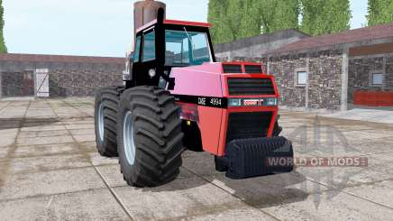 Case 4994 soft red для Farming Simulator 2017