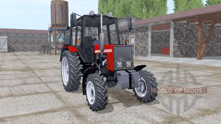 МТЗ 820 Беларус червоний для Farming Simulator 2017